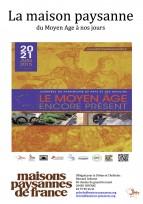 Pour les Journées du Patrimoine de Pays et des Moulins en Drôme